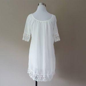 Other - Girl's Dress Size 10-12 / No Tags / Lace Hem